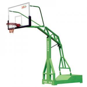 YATLJ-005凹箱式宽臂篮球架