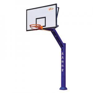 YATLJ-011地理式单臂篮球架