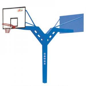 YATLJ-014海燕式固定双位篮球架