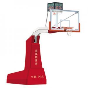 YATLJ-01A(电动或弹性)比赛型移动式篮球架